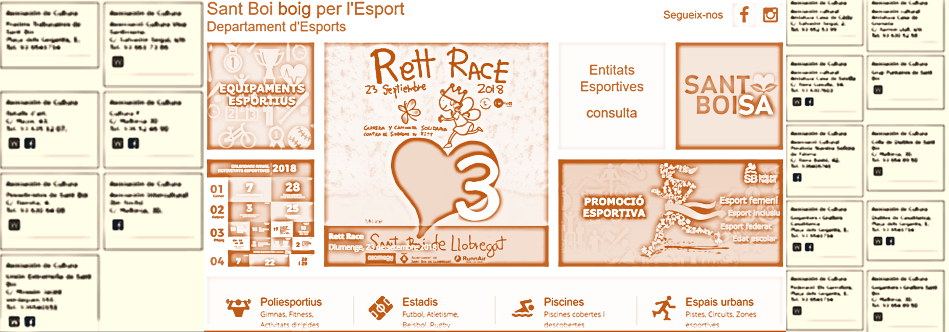 oci esport cultura Sant Boi de Llobregat